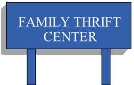 ABQ Family Thrift Center LOGO