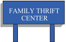 ABQ Family Thrift Center LOGO